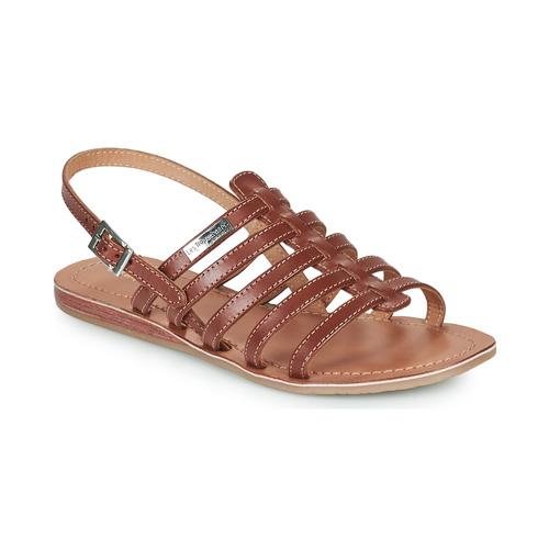 kengät Naiset Sandaalit ja avokkaat Les Tropéziennes par M Belarbi HAVAPO Brown