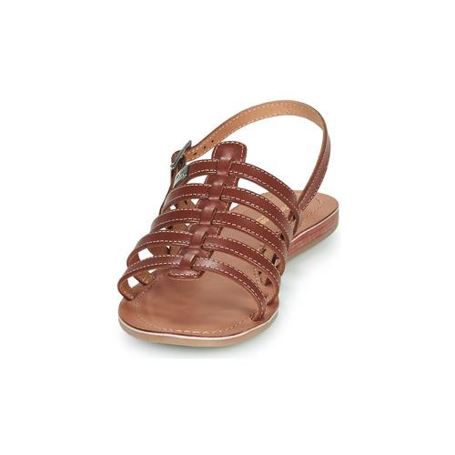 Les Tropéziennes Par M Belarbi Havapo Brown - Ilmainen Toimitus- Kengät Sandaalit Naiset 61