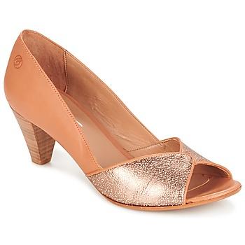 kengät Naiset Korkokengät Betty London ESQUIBE Nude