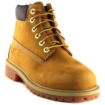kengät Miehet Bootsit Timberland 6IN PREM WHEAT Beige