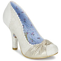 kengät Naiset Korkokengät Irregular Choice SMARTIE PANTS White