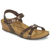 kengät Naiset Sandaalit ja avokkaat Papillio ALYSSA Brown