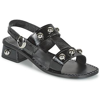 kengät Naiset Sandaalit ja avokkaat Sonia Rykiel SONIA BY - SLIPPI Black