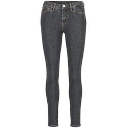 vaatteet Naiset Slim-farkut Love Moschino AGAPANTE Grey