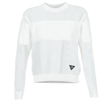 vaatteet Naiset Neulepusero Love Moschino AIRELLE White