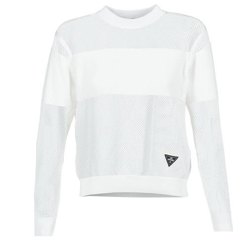 vaatteet Naiset Neulepusero Love Moschino AIRELLE Valkoinen