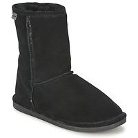 kengät Naiset Bootsit Axelda  Musta