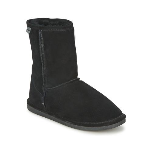 kengät Naiset Bootsit Axelda  Black