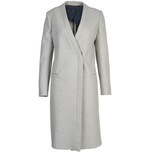 vaatteet Naiset Paksu takki Joseph KING Grey