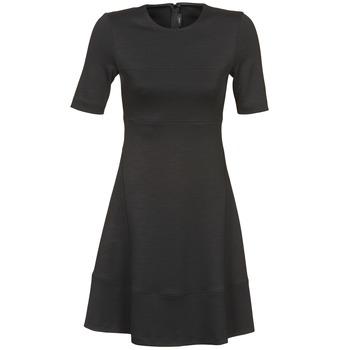 vaatteet Naiset Lyhyt mekko Joseph BOOM Musta