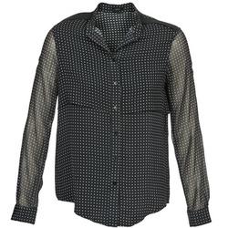 vaatteet Naiset Paitapusero / Kauluspaita Joseph PRINCIPE Black