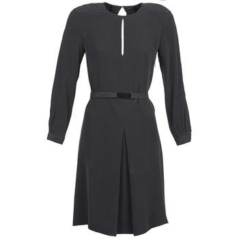 vaatteet Naiset Lyhyt mekko Joseph LYNNE Musta