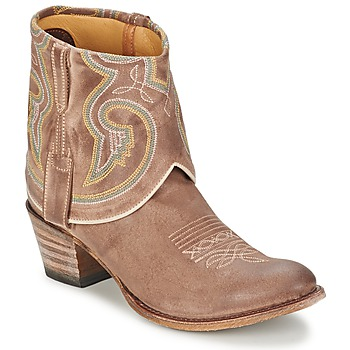 kengät Naiset Bootsit Sendra boots 11011 TAUPE
