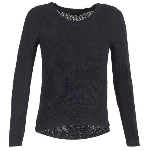 vaatteet Naiset Neulepusero Only GEENA Musta