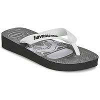 kengät Pojat Varvassandaalit Havaianas STAR WARS Black / White