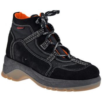 kengät Tytöt Vaelluskengät Fiorucci  Musta