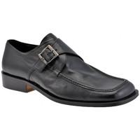 kengät Miehet Mokkasiinit Mirage  Musta