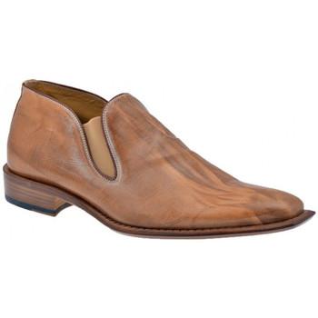 kengät Miehet Mokkasiinit Mirage  Beige