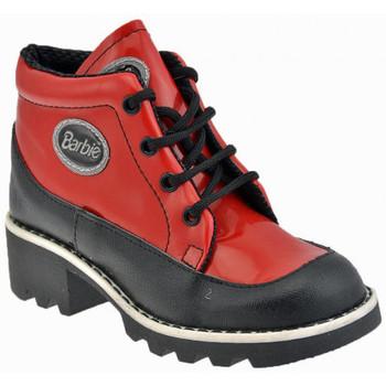 kengät Lapset Bootsit Barbie  Punainen