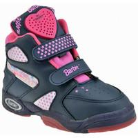 kengät Lapset Korkeavartiset tennarit Barbie  Sininen