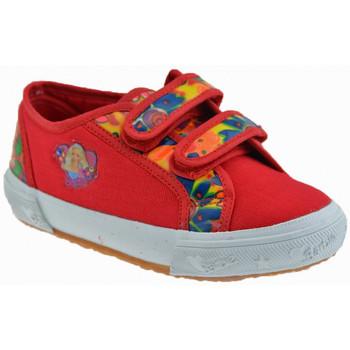 kengät Lapset Matalavartiset tennarit Barbie  Punainen
