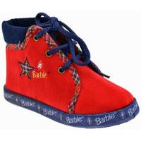kengät Lapset Vauvan tossut Barbie  Punainen