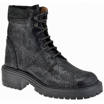 kengät Pojat Bootsit La Romagnoli  Musta