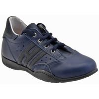 kengät Lapset Matalavartiset tennarit La Romagnoli  Sininen