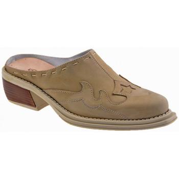 kengät Lapset Puukengät La Romagnoli  Beige