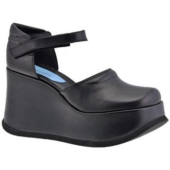 kengät Naiset Sandaalit ja avokkaat Planisphere  Musta