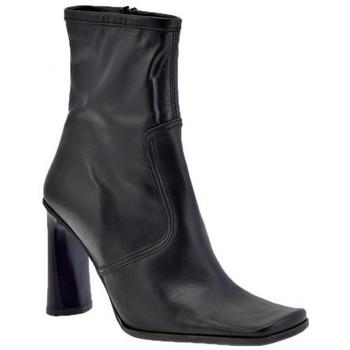 kengät Naiset Nilkkurit Planisphere  Musta