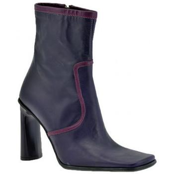 kengät Naiset Nilkkurit Planisphere  Violetti