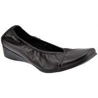 kengät Naiset Balleriinat Mephisto  Musta
