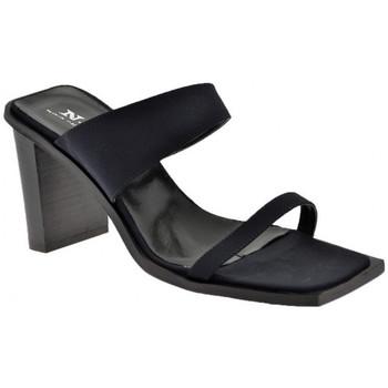kengät Naiset Sandaalit ja avokkaat Nci  Musta