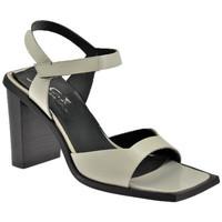 kengät Naiset Sandaalit ja avokkaat Nci  Beige