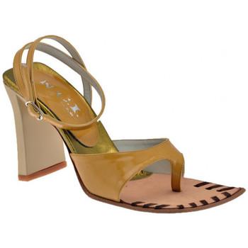 kengät Naiset Varvassandaalit Nci  Ruskea