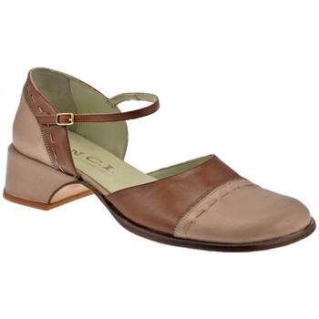kengät Naiset Sandaalit ja avokkaat Nci  Harmaa