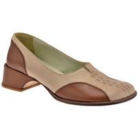kengät Naiset Balleriinat Nci  Beige