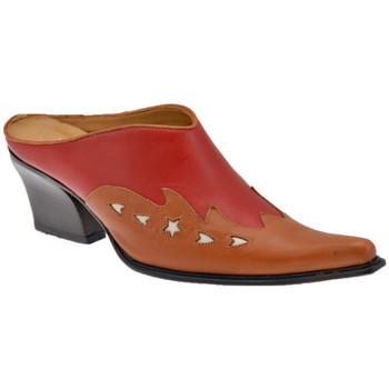 kengät Naiset Puukengät Nci  Punainen