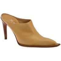 kengät Naiset Puukengät Nci  Beige