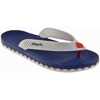 kengät Miehet Varvassandaalit Sensi  Valkoinen