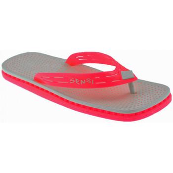 kengät Naiset Varvassandaalit Sensi  Vaaleanpunainen