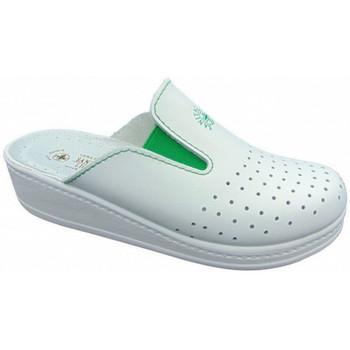 kengät Naiset Puukengät Sanital  Valkoinen