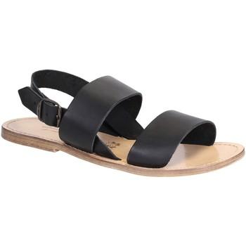 kengät Naiset Sandaalit ja avokkaat Gianluca - L'artigiano Del Cuoio 500X U NERO LGT-CUOIO nero