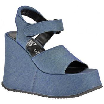 kengät Naiset Sandaalit ja avokkaat No End  Sininen