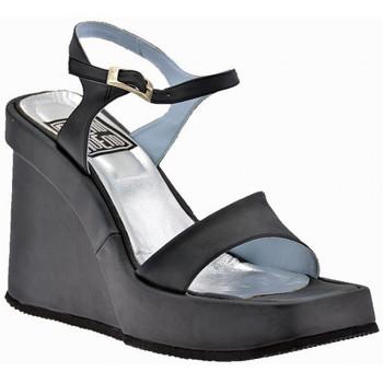 kengät Naiset Sandaalit ja avokkaat No End  Musta