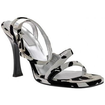 kengät Naiset Sandaalit ja avokkaat No End  Valkoinen