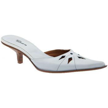kengät Naiset Puukengät No End  Valkoinen
