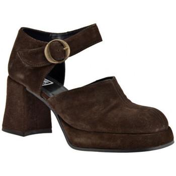 kengät Naiset Sandaalit ja avokkaat No End  Ruskea