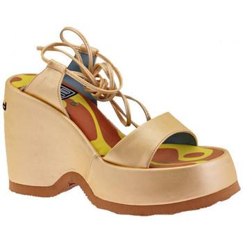 kengät Naiset Sandaalit ja avokkaat No End  Kulta